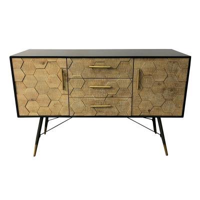 Mueble tv industrial - Imagen 1