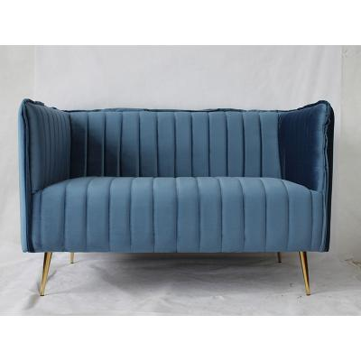 Sofá art azul - Imagen 1
