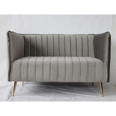 Sofá art gris - Imagen 1