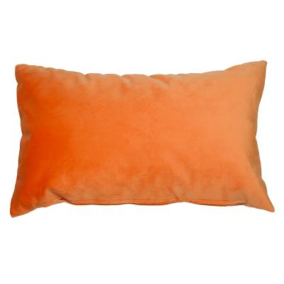 Cojín Velvet naranja - Imagen 1