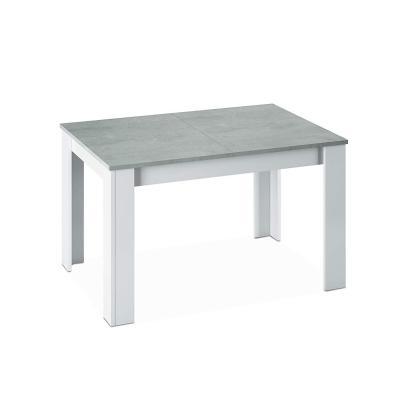 Mesa Comedor Extensible Práctico 140x90 Cemento - Imagen 1
