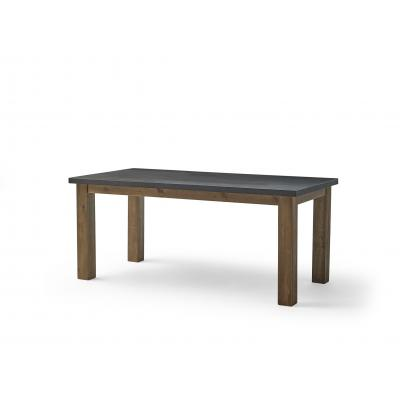 Mesa Comedor Tennessee Madera Tapa Cemento DT-14 200x90 - Imagen 1
