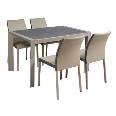 Lote mesa más 4 sillas - Imagen 1