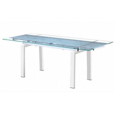 Mesa Comedor Extensible Modelo Cheap Garona Color Blanco - Imagen 1