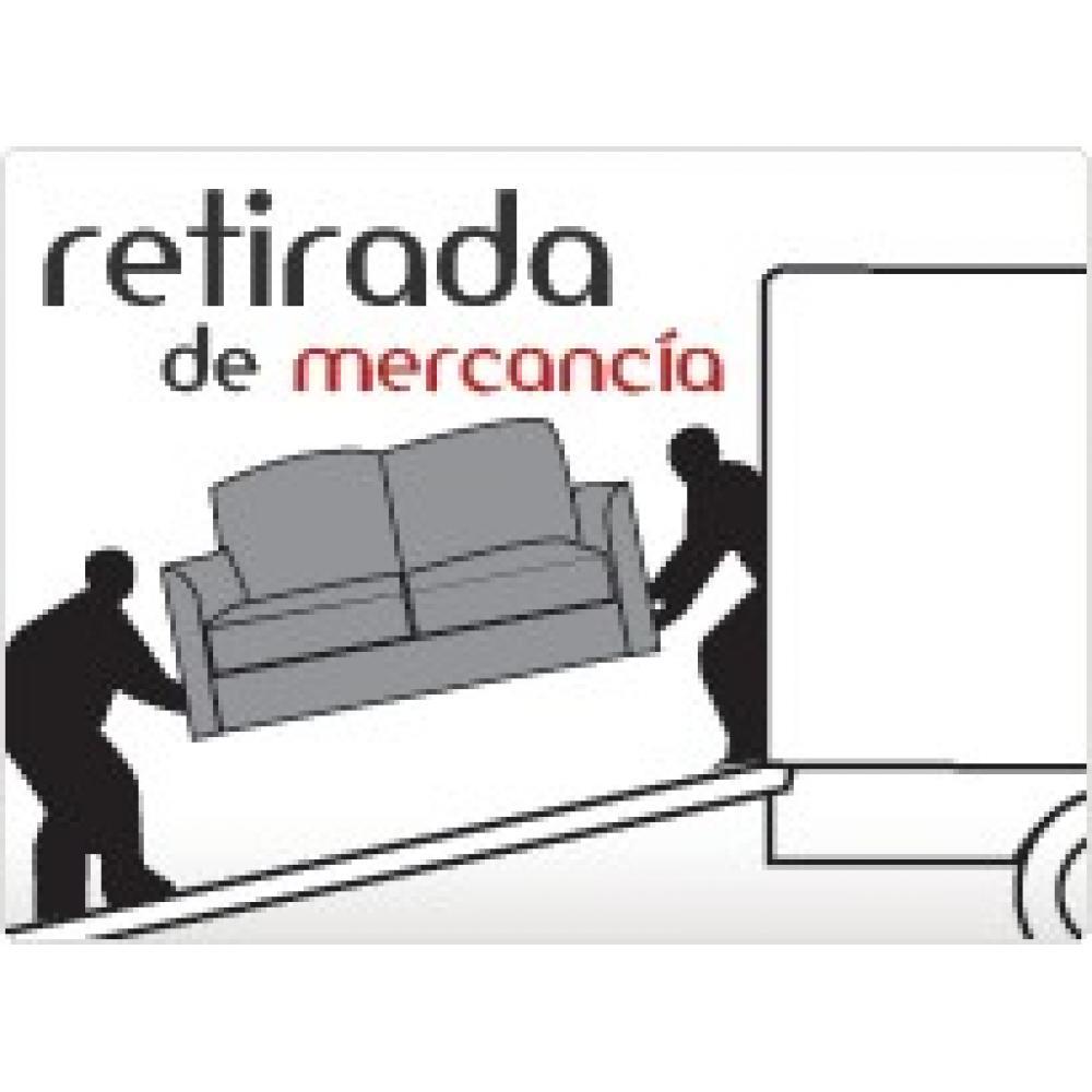 Retirada Sofá de 2 Plazas Antiguo - Imagen 1