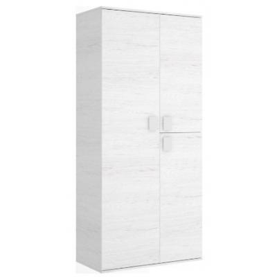 Armario 3 puertas Modelo Clein Blanco Artic - Imagen 1