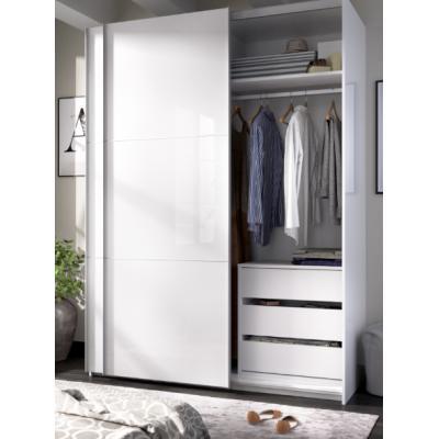 Cajonera interior de armario  de 60 X 60 X 45 modelo CAJONERA en color Blanco - Imagen 1