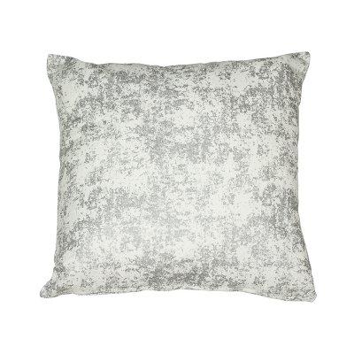 Puff mármol plata - Imagen 1