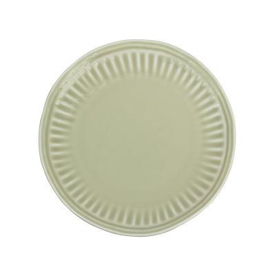 Plato postre abitare beige - Imagen 1