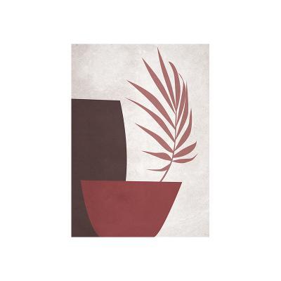 Cuadro hoja planta - Imagen 1
