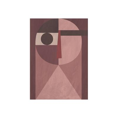 Cuadro cara abstracta - Imagen 1