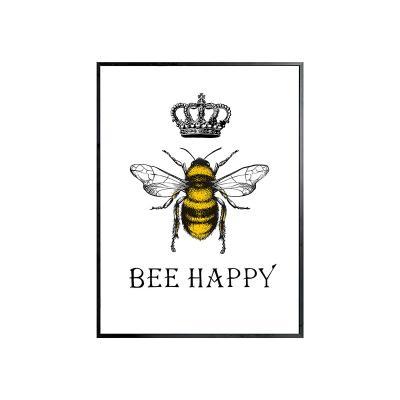 Cuadro abeja reina - Imagen 1
