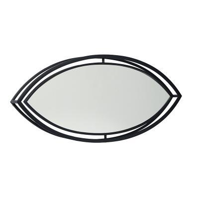 Espejo ovalado industrial - Imagen 1