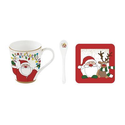 Taza cuchara Noel - Imagen 1