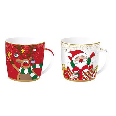Set 2 tazas Noel - Imagen 1