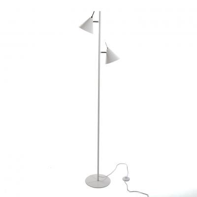 LÁMPARA SUELO LED SWING WHITE - Imagen 1