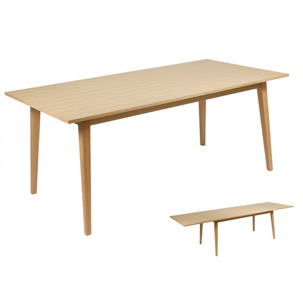 Mesa extensible Wood - Imagen 1