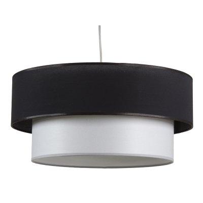Lámpara techo doble pantalla - Imagen 1