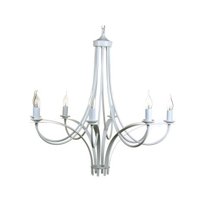 Lámpara de techo ocho brazos - Imagen 1