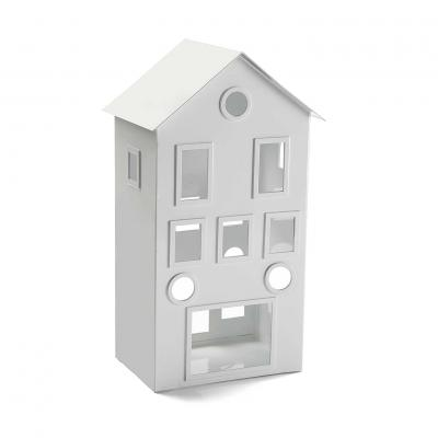 PORTAVELAS METAL HOUSE - Imagen 1