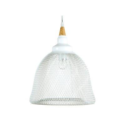 Lámpara techo Malla blanca - Imagen 1