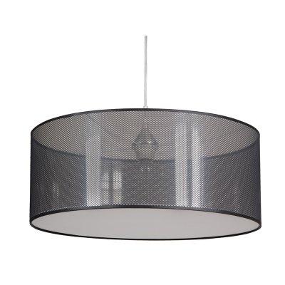 Lámpara techo Zurich negro - Imagen 1