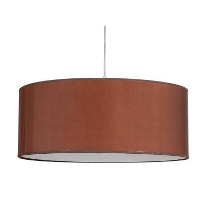 Lámpara techo Ceramic marrón - Imagen 1