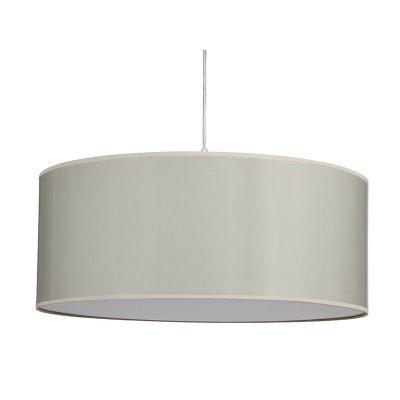 Lámpara techo Ceramic gris - Imagen 1