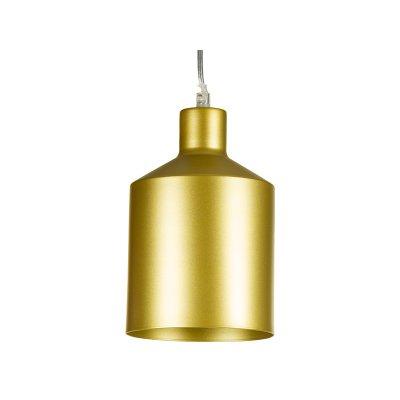 Lamp. techo met.champ - Imagen 1