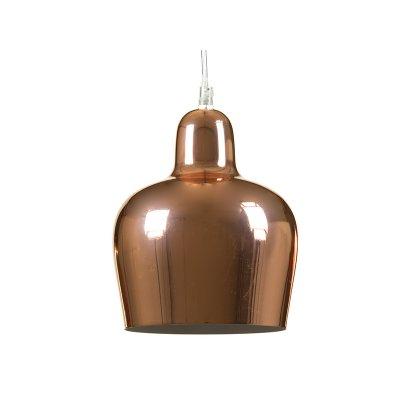 Lamp. techo met./cobre - Imagen 1
