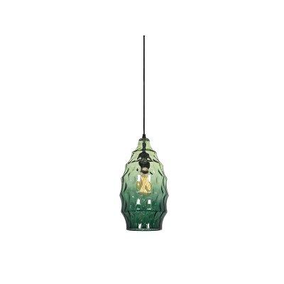 Lámpara techo verde - Imagen 1