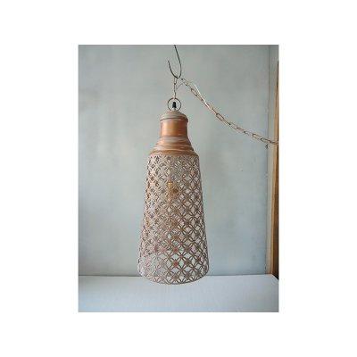 Lámpara metálica de techo - Imagen 1