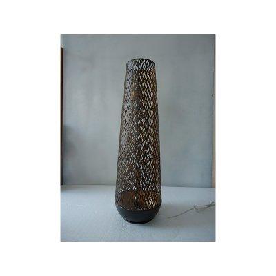 Lámpara metálica de pie - Imagen 1