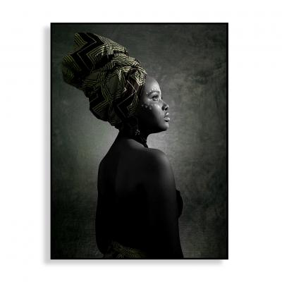 CUADRO CRISTAL AFRICANO 4 - Imagen 1