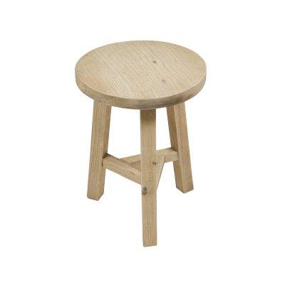 Taburete de madera Jelte - Imagen 1