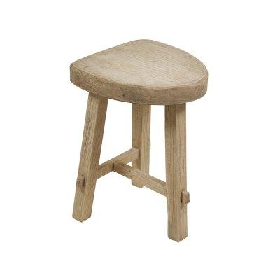 Taburete de madera Mik - Imagen 1