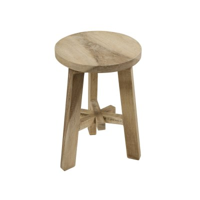 Taburete de madera Ole - Imagen 1