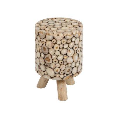 Taburete troncos - Imagen 1
