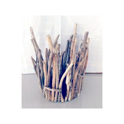 Candelabro hojas - Imagen 1