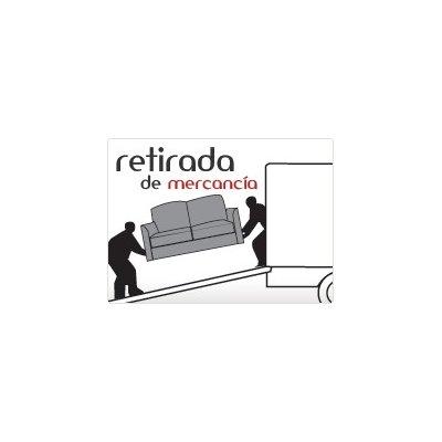 Retirada Sofá de 3 Plazas Antiguo - Imagen 1