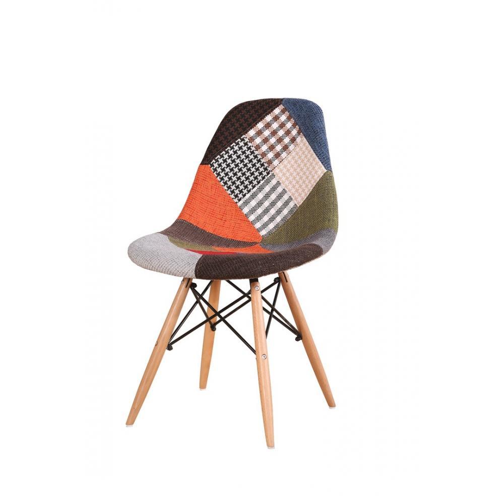 Silla Comedor de Diseño Modelo Dereck Patch | Mobelfy