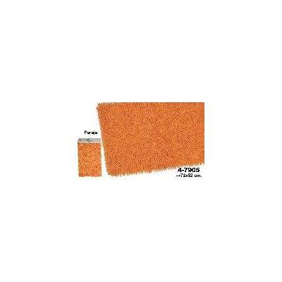 Set 2 Alfombras de Baño Naranjas Hilo - Imagen 1