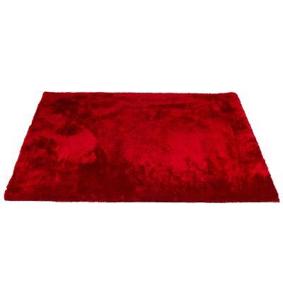 Alfombra Teddy rojo - Imagen 1