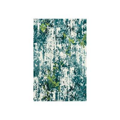 Alfombra verde - Imagen 1