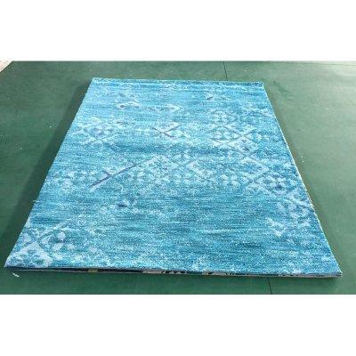 Alfombra azul - Imagen 1