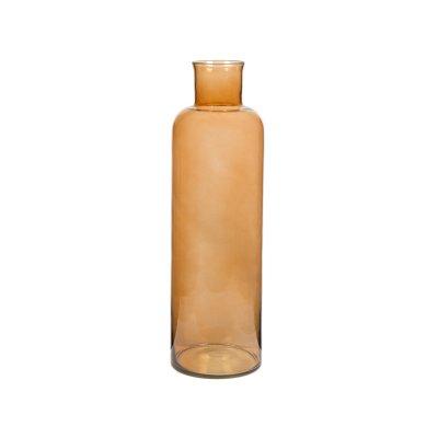 Jarrón cristal Thai marrón - Imagen 1