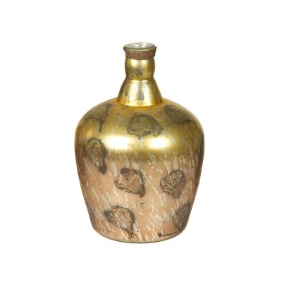 Jarrón botella cobre - Imagen 1