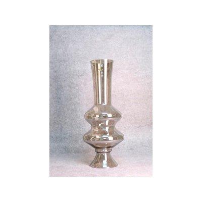 Jarrón plata cristal - Imagen 1