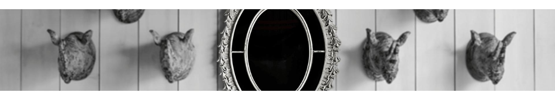 Espejos para Hogar | Auxiliares | Mobelfy ®